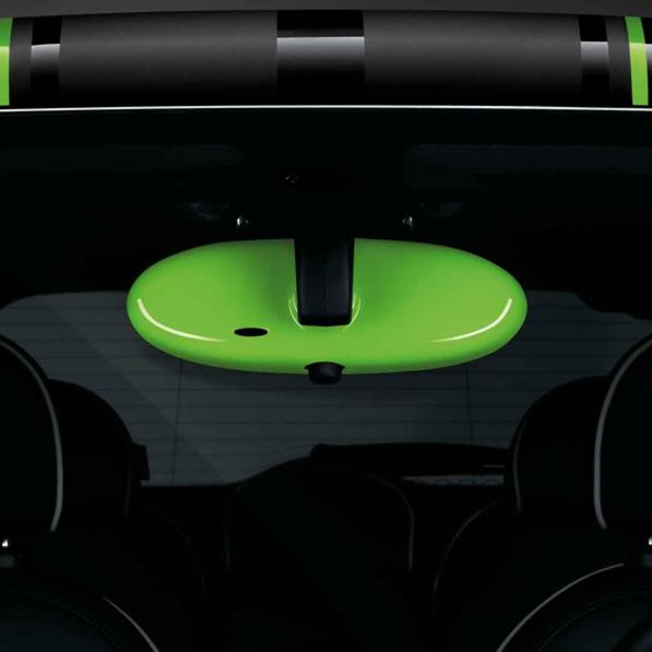 coque de r tro int rieur vert mini ray dans accessoires d 39 origine mini accessoires int rieurs. Black Bedroom Furniture Sets. Home Design Ideas