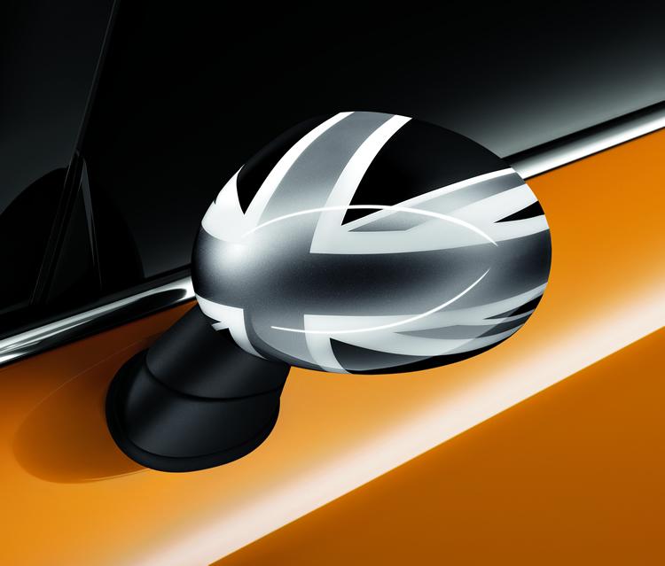 coques de r troviseurs black jack dans accessoires d 39 origine mini accessoires ext rieurs. Black Bedroom Furniture Sets. Home Design Ideas