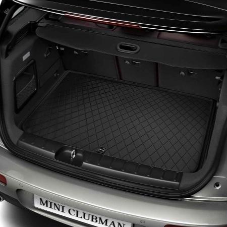 tapis de coffre bagages caoutchouc dans accessoires d 39 origine mini accessoires int rieurs. Black Bedroom Furniture Sets. Home Design Ideas