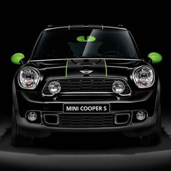 accessoires mini cooper s r53. Black Bedroom Furniture Sets. Home Design Ideas