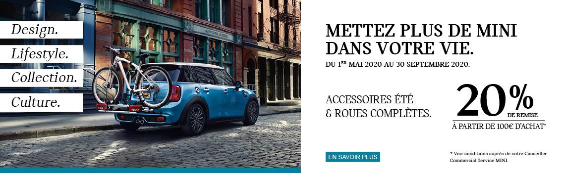 Boutique Accessoires et Lifestyle MINI France – Boutique en