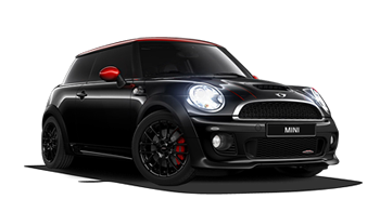 accessoires mini countryman john cooper works. Black Bedroom Furniture Sets. Home Design Ideas
